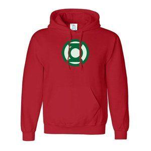 Green Lantern Sweatshirt Pullover Hoodie